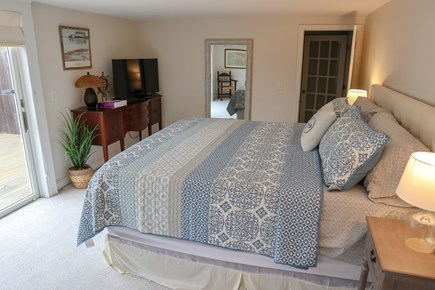 Dennis Cape Cod vacation rental - Yet another king bedroom