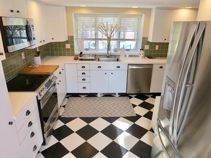 Dennis Cape Cod vacation rental - Full equipped kitchen number one.