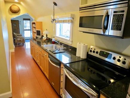 Dennis Cape Cod vacation rental - Second full kitchen