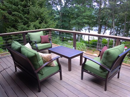 Orleans Cape Cod vacation rental - Relax and enjoy your private, elevated view of the water.
