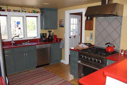 Orleans Cape Cod vacation rental - Completely outfitted kitchen