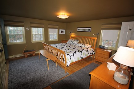 Orleans Cape Cod vacation rental - Another view of the king master