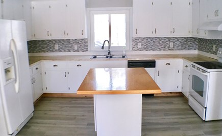 Eastham Cape Cod vacation rental - Spacious kitchen.