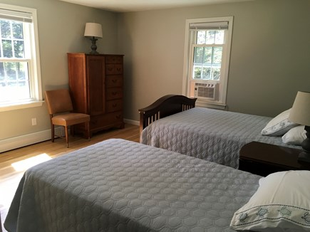 Eastham Cape Cod vacation rental - Downstairs Bedroom.