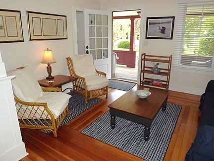 Chatham Cape Cod vacation rental - Another View of Living Room