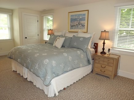 Chatham Cape Cod vacation rental - Sunken King Master Bedroom with Full Bath