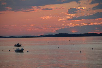 Barnstable Cape Cod vacation rental - Happy hour is very happy with views like this!