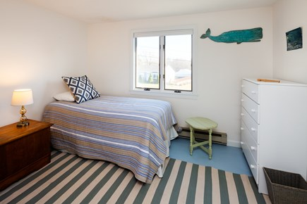 Barnstable Cape Cod vacation rental - Third twin in the bunk room