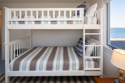 Barnstable Cape Cod vacation rental - Bunk beds here