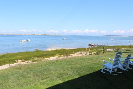 Barnstable Cape Cod vacation rental - Directly on Barnstable Harbor