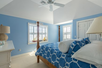 Dennis, Mayflower Beach Cape Cod vacation rental - Master bedroom #1 with Queen bed