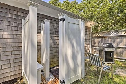 Barnstable, Hyannis Cape Cod vacation rental - Outdoor Shower