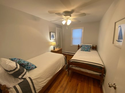 Barnstable, Hyannis Cape Cod vacation rental - Third bedroom with 2 twin beds