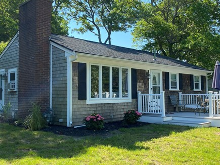 Hyannis Cape Cod vacation rental - Front of Surfs Inn