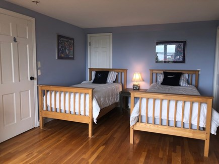 South Orleans on Pleasant Bay Cape Cod vacation rental - Main House 2nd Floor BR with 2 Twins
