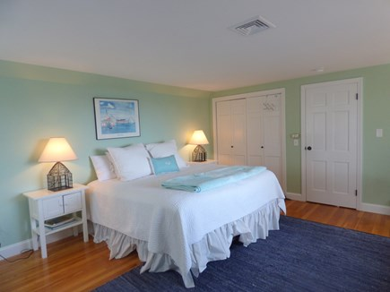 South Orleans on Pleasant Bay Cape Cod vacation rental - Main House 2nd Floor BR with King