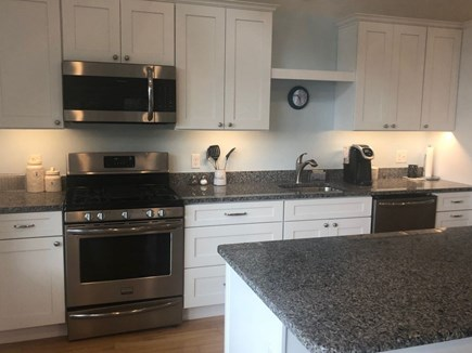 South Orleans on Pleasant Bay Cape Cod vacation rental - Apartment Kitchen