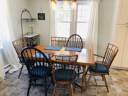Dennis Cape Cod vacation rental - Dining room
