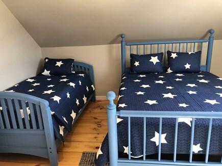 Dennis Cape Cod vacation rental - Queen and twin bedroom