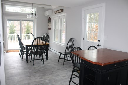 Wellfleet Cape Cod vacation rental - Dining area off kitchen