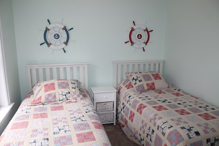 Wellfleet Cape Cod vacation rental - Bedroom 3 with twins