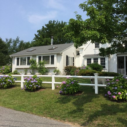 Chatham Cape Cod vacation rental - Side View of Home