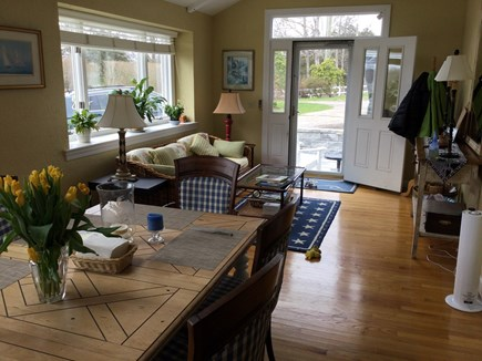 Chatham Cape Cod vacation rental - Door to be replaced by large window(s)