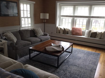Chatham Cape Cod vacation rental - Family Room/Puzzle Table Room/TV