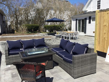 Chatham Cape Cod vacation rental - Patio - great entertaining complete with table for 10