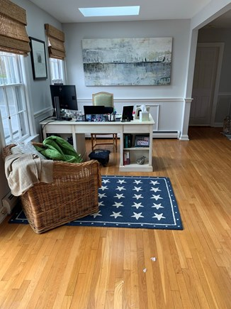 Chatham Cape Cod vacation rental - A little work to do?  Sit at the desk!