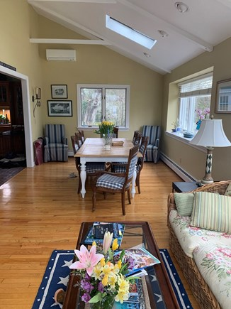 Chatham Cape Cod vacation rental - Dinner w/reading nook