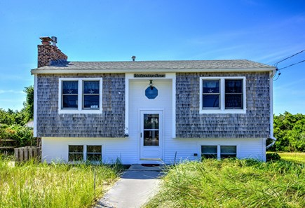 East Sandwich Cape Cod vacation rental - Front of house