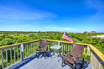 East Sandwich Cape Cod vacation rental - Another view of Roof Top Deck