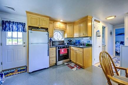 East Sandwich Cape Cod vacation rental - Galley Kitchen