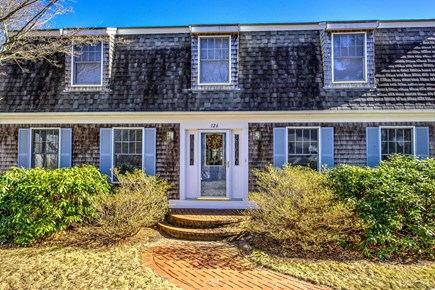 Bourne, Sagamore Beach Cape Cod vacation rental - Front of house