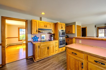 Bourne, Sagamore Beach Cape Cod vacation rental - Another view of Kitchen