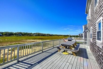 East Sandwich Cape Cod vacation rental - Deck