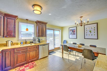 East Sandwich Cape Cod vacation rental - Another view of Kitchen