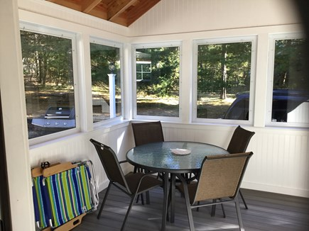 Chatham Cape Cod vacation rental - Three Season Porch