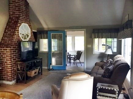 Chatham Cape Cod vacation rental - Living Room Off Kitchen