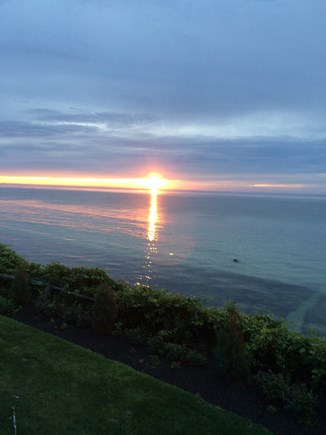 Dennis Cape Cod vacation rental - THE best sunsets on Cape Cod right outside your door!