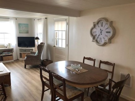 Dennis Cape Cod vacation rental - Open dining area