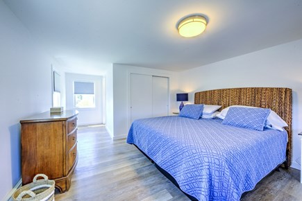 Sandwich, Town Neck Cape Cod vacation rental - Master Bedroom - up