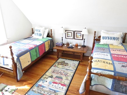 Chatham Cape Cod vacation rental - Bedroom with twins