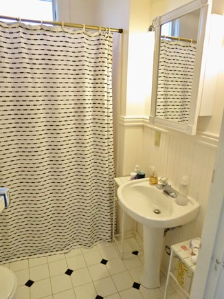 Chatham Cape Cod vacation rental - One of two full baths