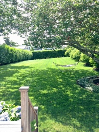 Chatham Cape Cod vacation rental - Lush large yard is a great place to relax or play