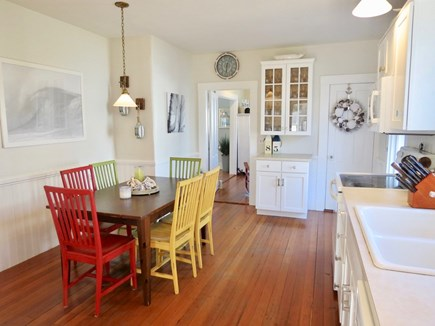 Chatham Cape Cod vacation rental - Eat-in kitchen for casual meals