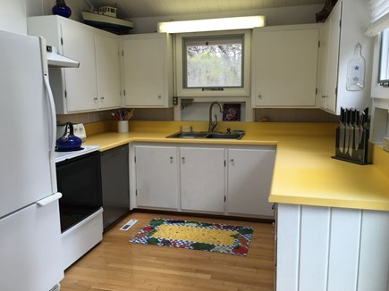 Eastham Cape Cod vacation rental - Kitchen with everything you'll need to cook delicious meals