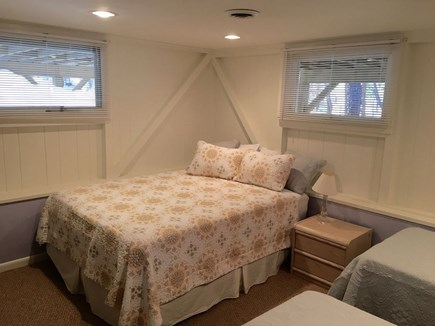 Eastham Cape Cod vacation rental - First floor bedroom (twins are now bunks)