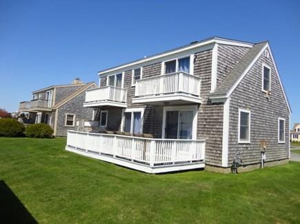 West Yarmouth Cape Cod vacation rental - Back yard